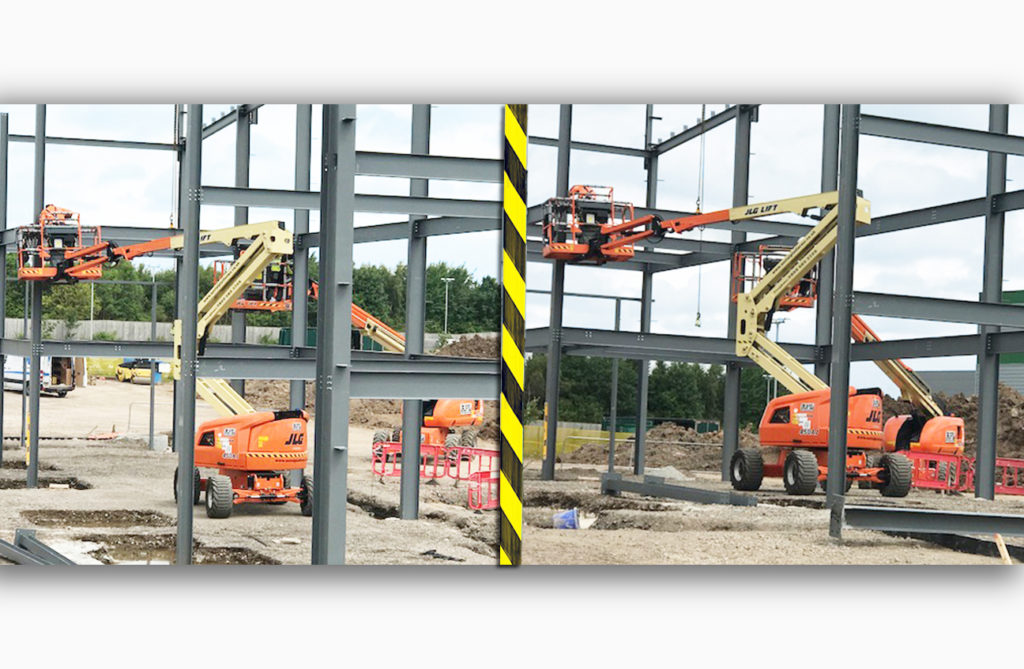 APL Assist in the Construction of New Dealership
