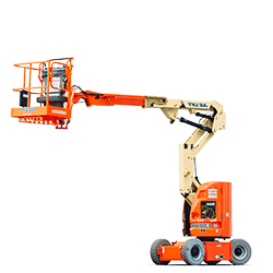 ELECTRIC BOOM LIFTS