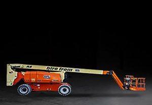 JLG H800AJ Hybrid Bi-Energy Boom Lift