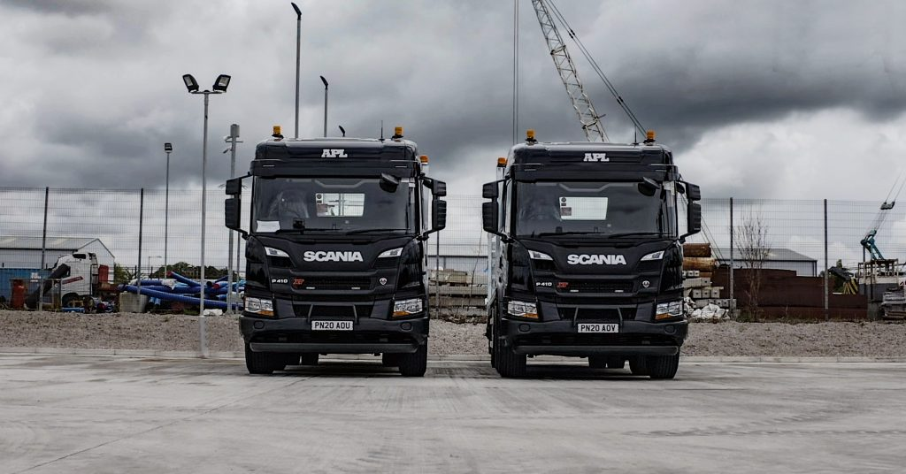 APL New Trucks